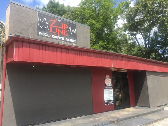 The Zip Line in Montgomery has had to lay off staff because of the new rule that will cut off alcohol sales after 11 p.m.