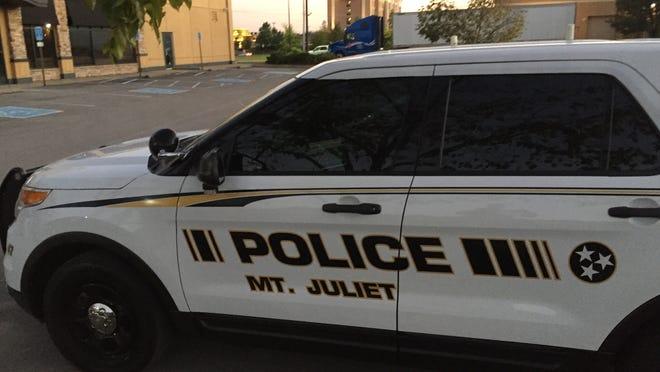 Mt. Juliet police car