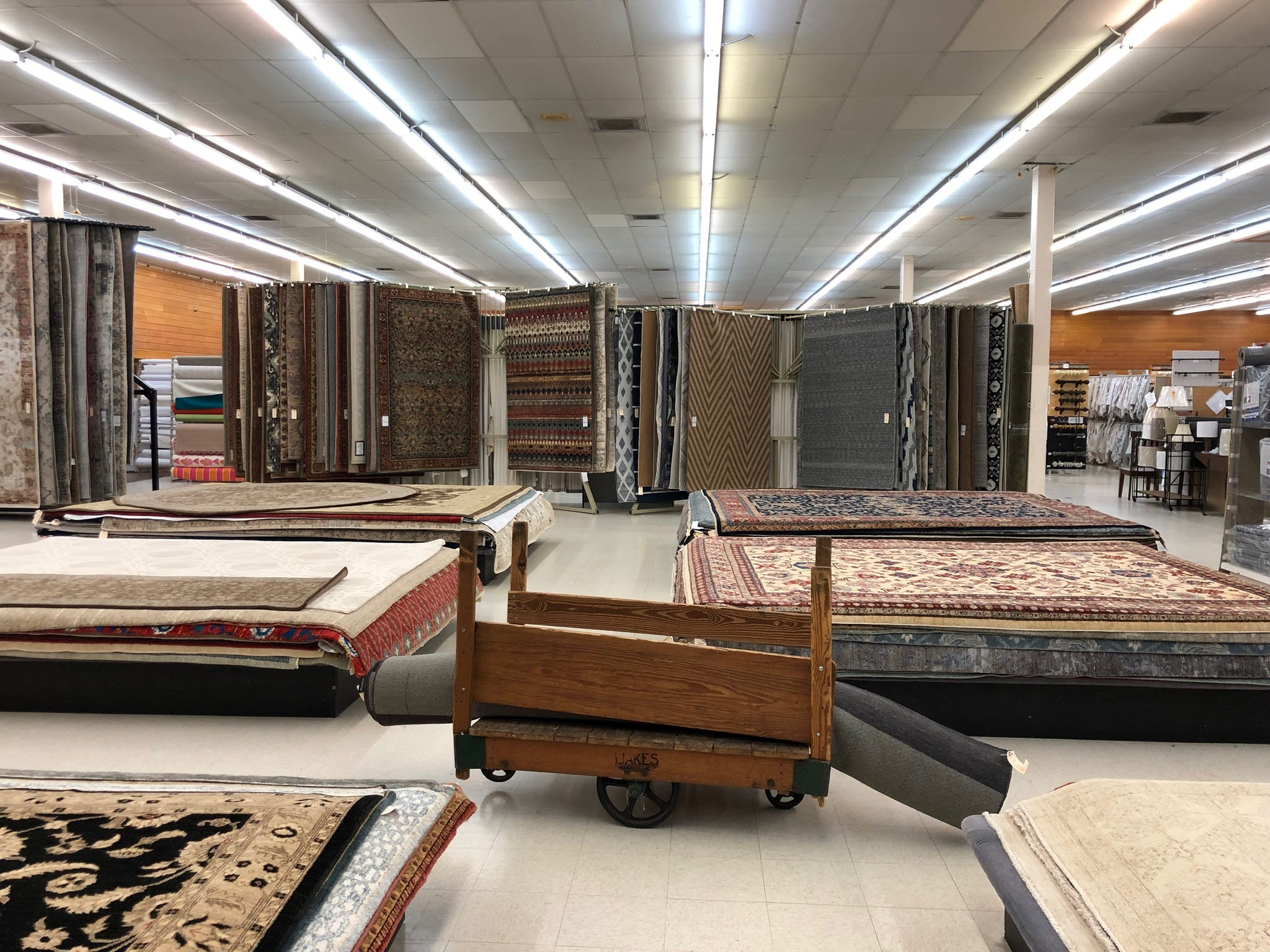 Brentwood Interiors Fabric Store Closing After 68 Years In Business