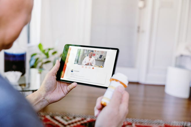 Technology allows Medicare beneficiaries an opportunity to visit with their primary care physician from the comfort of their own home.
