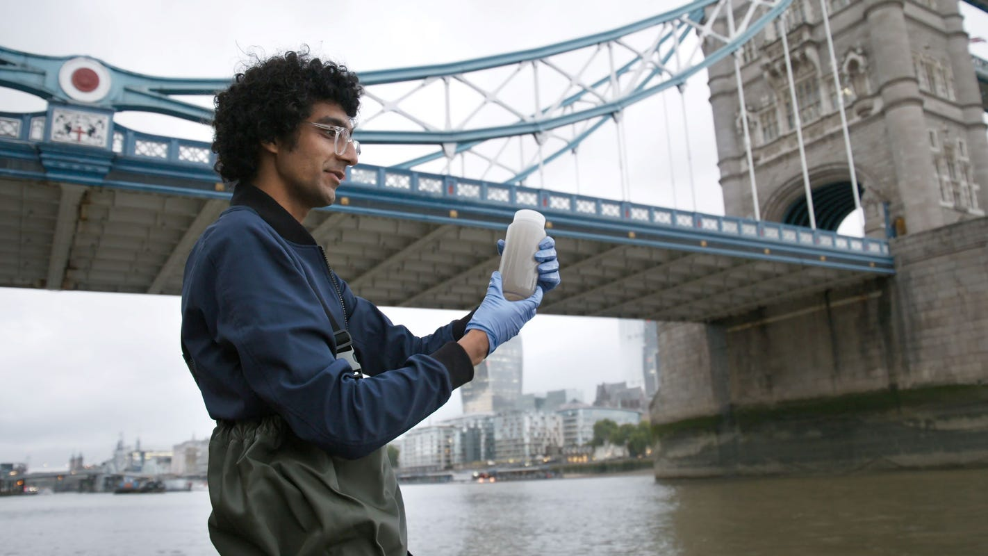 Why Netflix's new science documentary series 'Connected' is near-perfect pandemic viewing