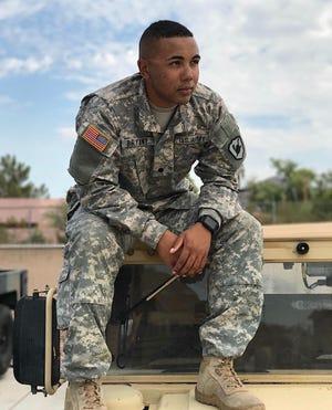U.S. Army 2nd Lt. Robert Dwayne Bryant Jr.