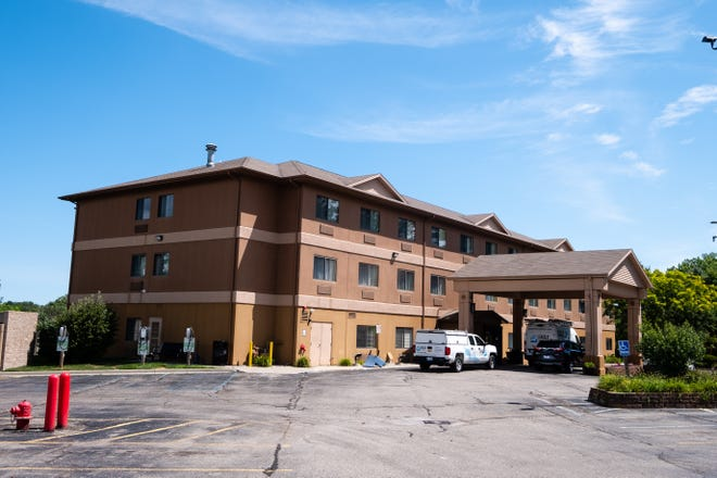The Best Western on Water Street in Port Huron Township is closed to allow for repairs to the fire alarm system after it failed to activate during a very minor fire Sunday. It's expected to reopen Friday.