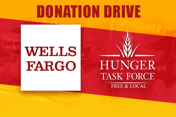 The Wisconsin State Fair is hosting a food donation drive August 6 from 9 am to 3 pm at the state fairgrounds.