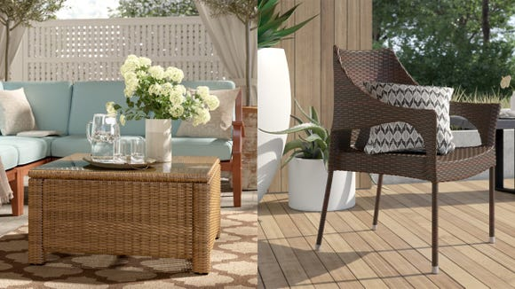Patio Furniture Sale Check Out The Best Deals On Outdoor Furniture At Wayfair