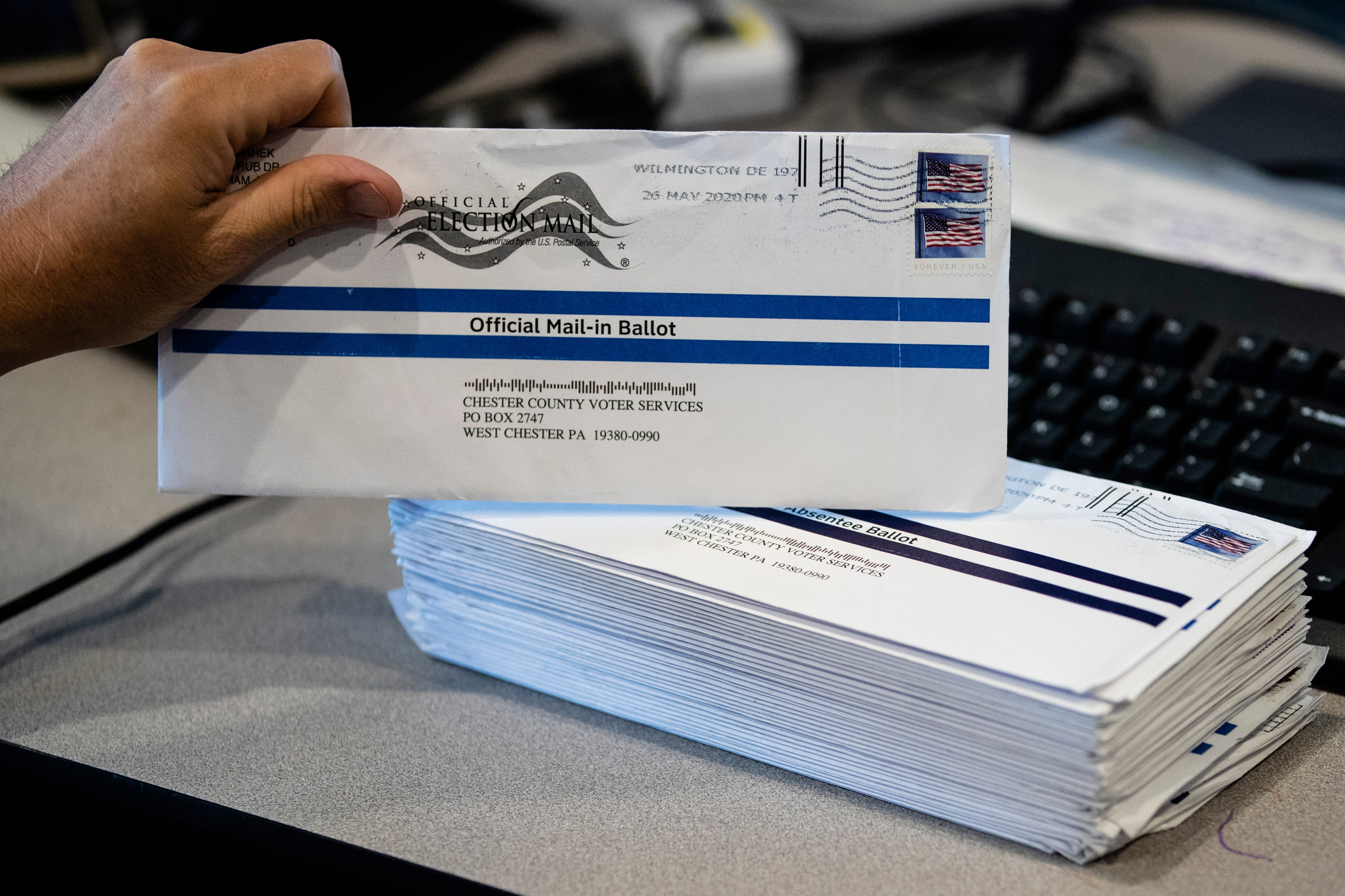 Fact Check Postal Service Will Deliver Ballots With Incorrect Postage
