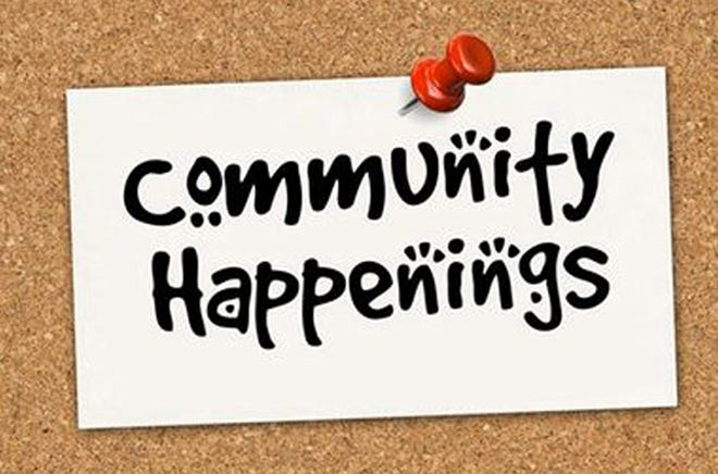 Email community announcements for Milton and Santa Rosa County to news@srpgazette.com.