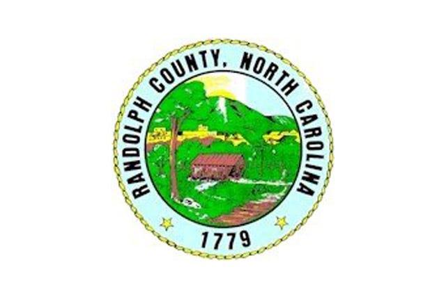 Randolph County seal