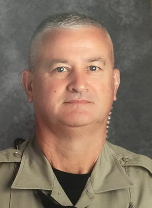 Deputy Tim Surratt saved a woman from drowning on June 25 at Pebble Beach.
