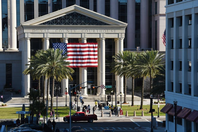 Duval County Courthouse  [Bob Self/Florida Times-Union]