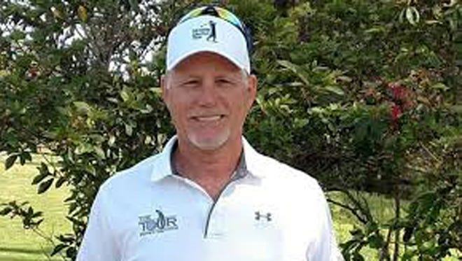 Mike Ellison has won three Jacksonville Senior Amateur tournaments in a row.