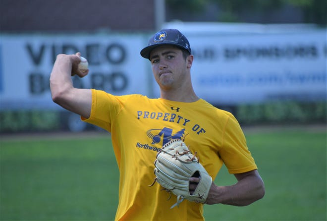 Luke Scoles, a 2020 Gull Lake graduate, is spending his first summer out of high school by playing for the Kalamazoo Growlers in summer collegiate baseball action in the Northwoods League.