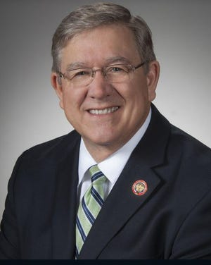 Republicans re-elected Rep. Bob Cupp, R-Lima, Wednesday.