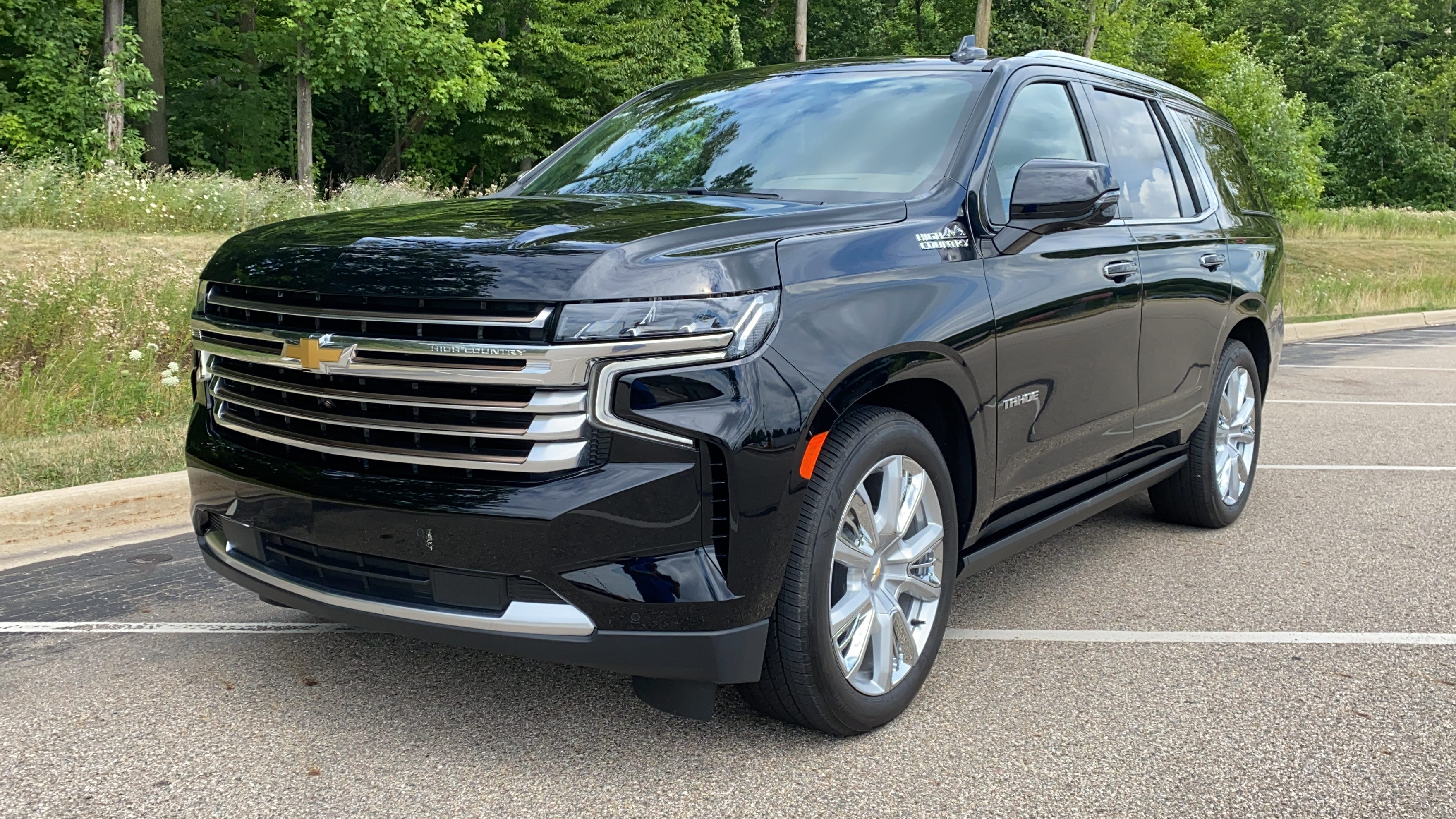 2021 Chevy Tahoe Review This Is The Big Suv To Beat