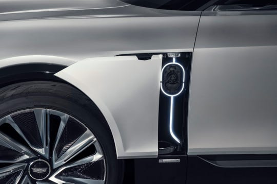 Cadillac proclaims future with Thursday debut of all-electric Lyriq
