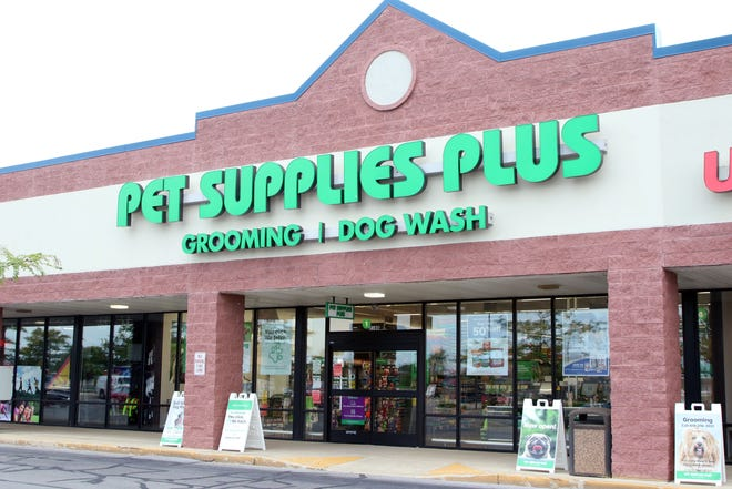 Pet Supplies Plus, 2180 Sean Dr. Suite 6A, opened May 29. They will have a grand opening sale Saturday and Sunday.
