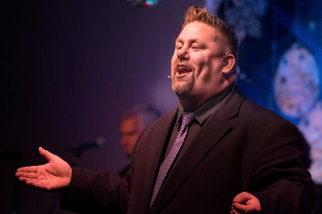 Darren Johnson of Daddy D Productions will be among the entertainers for a drive-in dinner show Aug. 5 and 6 at the Riverside Ballroom in Green Bay.