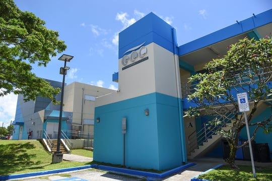 The Guam Community College campus in Mangilao, July 31, 2020.