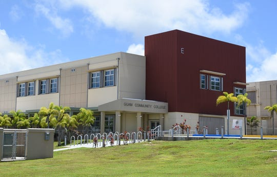 """""""Based on the shifting demands for employment, the Guam Community College offers a program for students to continue their studies and leave with a better advantage to get a job,"""" said John Dela Rosa, the school's assistant director of communications and promotions."""