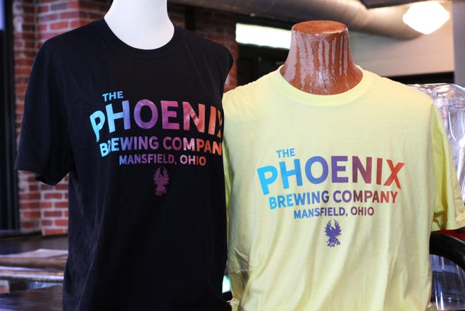 Phoenix Brewing Company is selling t-shirts to benefit the non-profit, Craft X EDU.