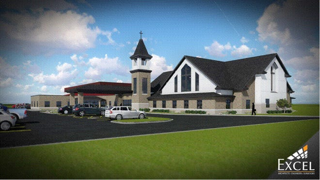 Zion Evangelical Lutheran Church is planning to construct a new sanctuary and early learning center attached to the grade school at 2600 S. Chicago Ave. in South Milwaukee. The project is estimated to cost $4 million.