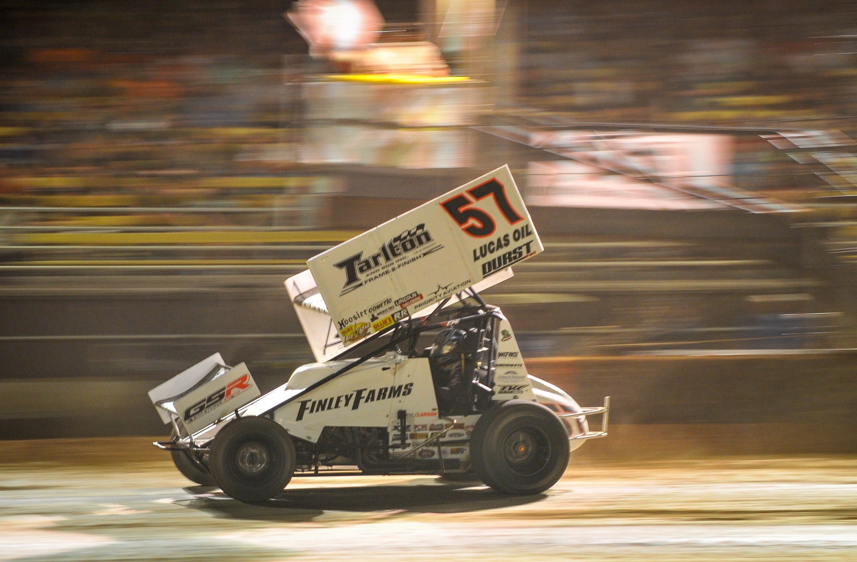 Kyle Larson Wins All Stars Sprint Car Race At Plymouth Dirt Track
