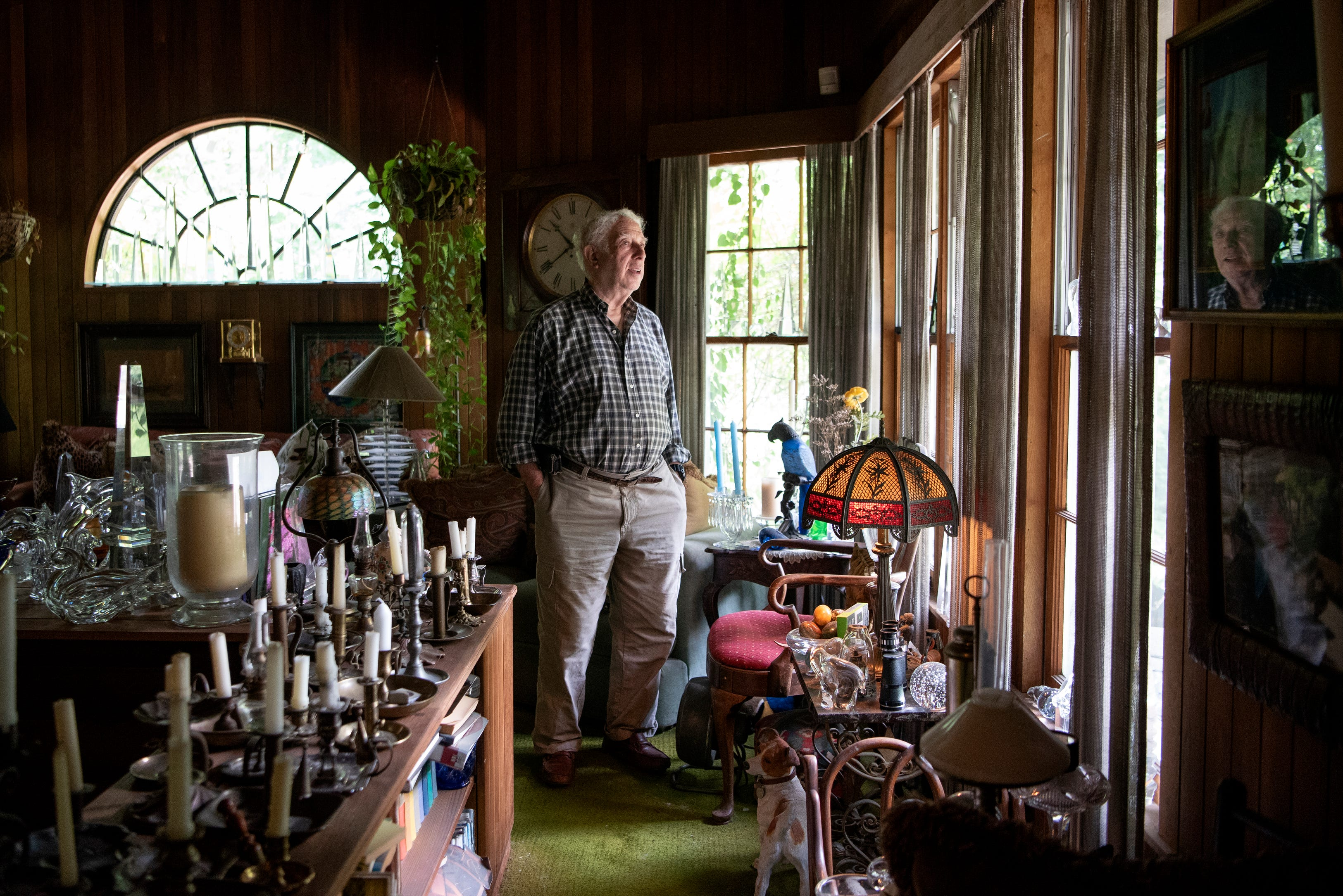 Nj Collector Looking For Someone To Save His Upper Saddle River Estate