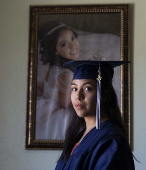 Maria Garcia graduated from Tempe High School in May with a 4.0 average and plans to study aerospace engineering at ASU in the fall. But without DACA, her future is very limited.