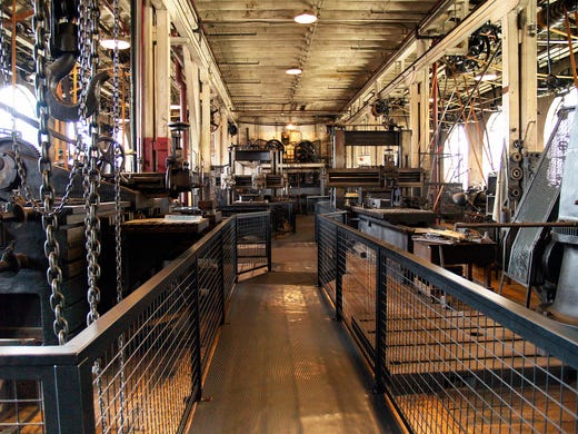 """<a href=""""https://www.nps.gov/edis/index.htm""""><strong>Thomas Edison National Historical Park</strong></a><strong> </strong>&bull; West Orange, New Jersey &bull; Industrial facility built by Edison in 1887 to research and develop his inventions."""