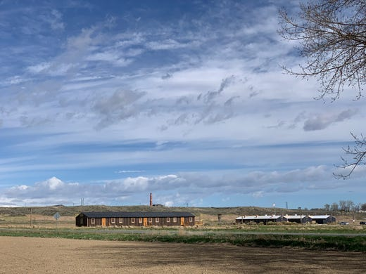 """<a href=""""https://www.heartmountain.org/""""><strong>Heart Mountain Interpretive Center</strong></a><strong> </strong>&bull; Powell, Wyoming &bull; WWII Japanese American confinement camp."""