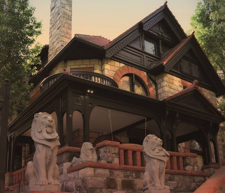 "<a href=""https://mollybrown.org/""><strong>Molly Brown House Museum</strong></a> &bull; Denver &bull; Famed Titanic survivor's ornate Victorian-era mansion."