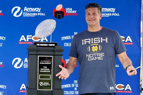 Mike Golic signed off as an ESPN radio host on Friday morning.