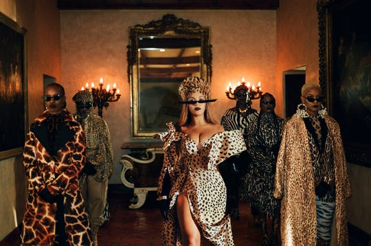 """MOOD 4 EVA"" served as a celebration of Black luxury and opulence."