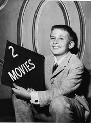 "Former USA TODAY film critic Mike Clark was a child contestant on a 1958 episode of game show ""The $64,000 Question."""