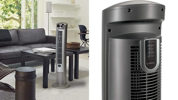 This oscillating fan is a must-have to get through the summer.
