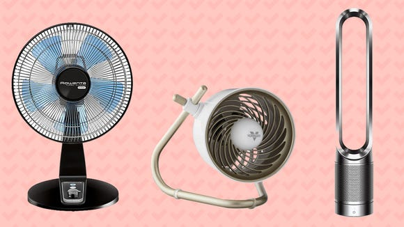 Cool off with these top-rated fans—all on sale now.
