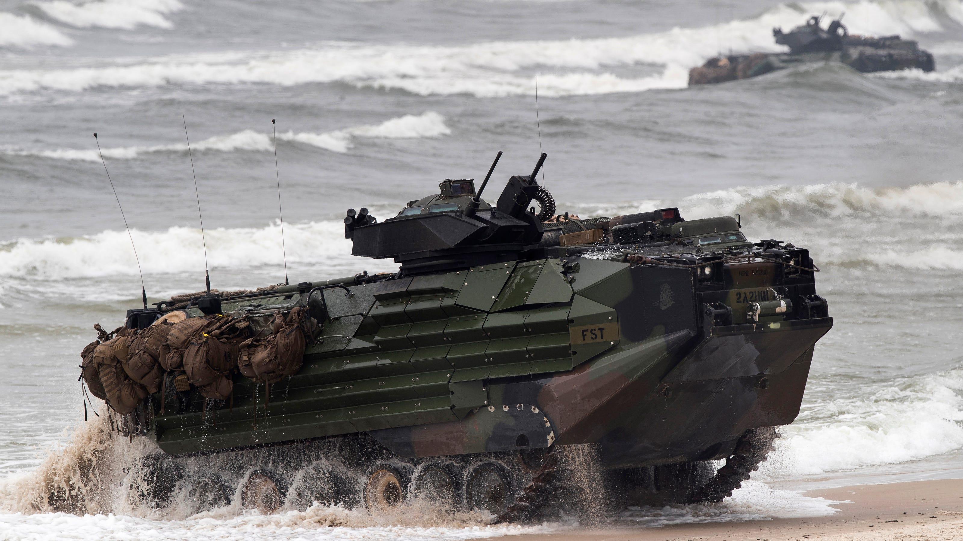 7 Marines, Navy sailor presumed dead as rescue effort halted in tragedy off California Coast