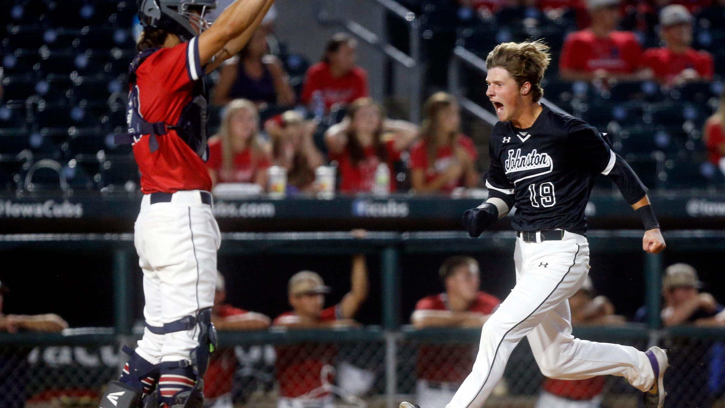 State Baseball: Johnston defeats rival Urbandale to advance to Class 4A title game