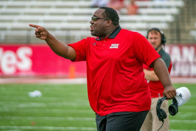UL assistant coach D.J. Looney died in August of a heart attack. He will be honored when the Ragin' Cajuns visit UAB on Friday in his hometown of Birmingham.