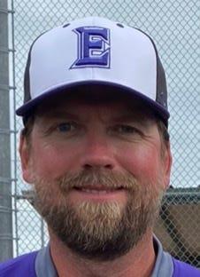 Bossier baseball coach Chad Yates