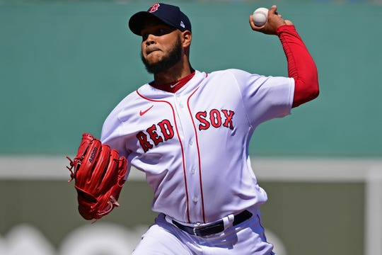 Red Sox starting pitcher Eduardo Rodriguez will miss the rest of the 2020 baseball season.
