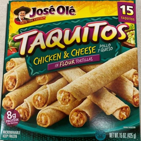 Recall Don T Consume Jose Ole Great Value Taquitos Chimichangas