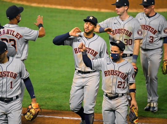 Without fans in the stands, the Astros won't hear the boos they deserve from opposing crowds.
