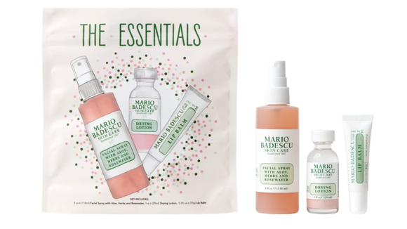 Skin essentials at a great price.