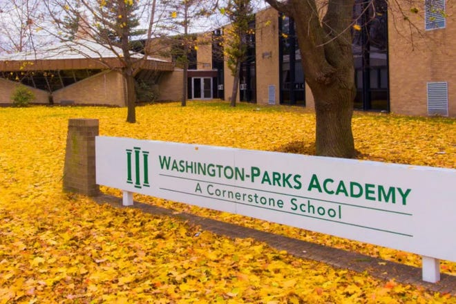 Teachers asked the CEO of the Cornerstone charter school network to change the name of Washington-Parks Academy to Franklin-Parks Academy. They object to pairing the names of Rose Parks, a legendary civil activist, and George Washington, a slaveowner.