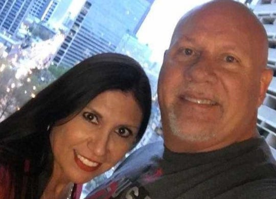 Julie and Greg Boaz died on June 24, 2018, when the plane he was flying crashed in Detroit.