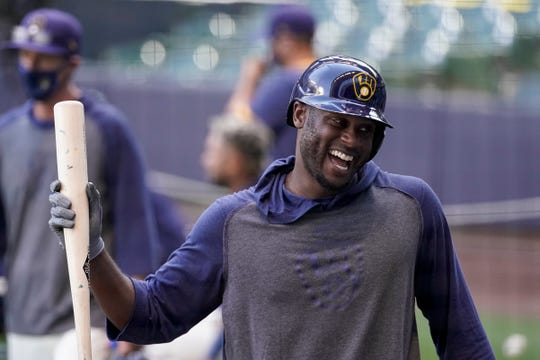 Milwaukee Brewers' Lorenzo Cain is the latest MLB player to opt out due to concerns over the coronavirus pandemic.