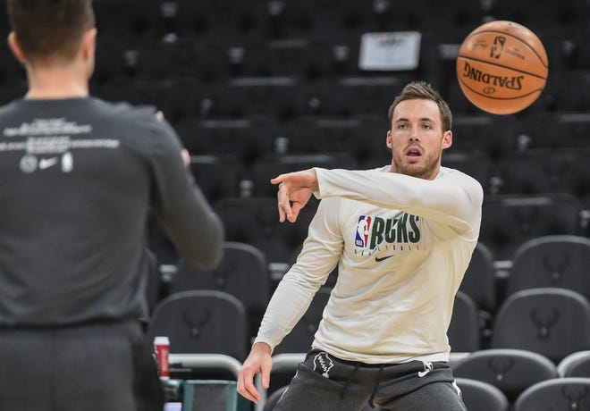 Pat Connaughton addressed the media publicly Sunday for the first time since arriving at the Walt Disney World resort more than a week ago.