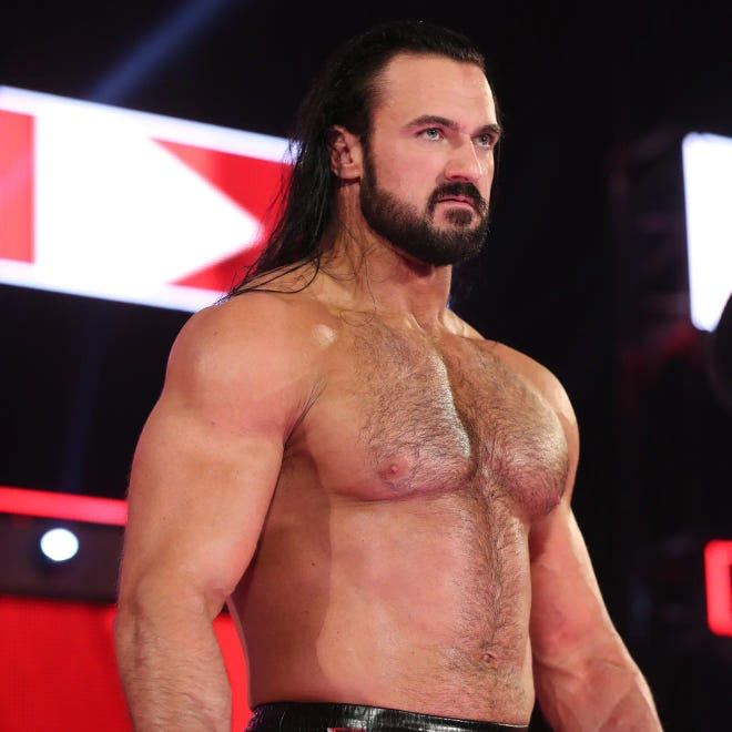 "WWE champion Drew McIntyre will defend the title against Randy Orton at ""SummerSlam"" on Aug. 23"
