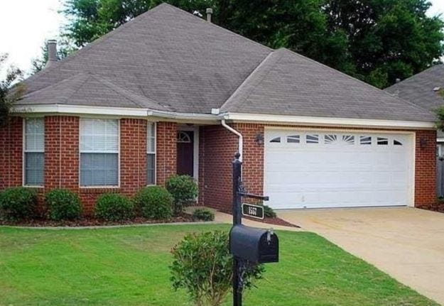 One Hawthorne Lane home in Brookstone is for sale for $186,000 and includes three bedrooms and two bathrooms within 1,518 square feet of living space.
